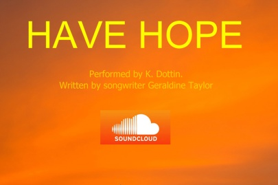 Have Hope song front cover